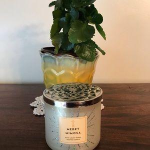 Bath & Body Works Merry Mimosa Candle, 14.5 oz